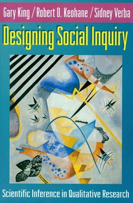 Abbildung von King / Keohane / Verba | Designing Social Inquiry | 1994 | Scientific Inference in Qualit...