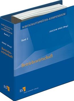 Abbildung von Krag (Hrsg.)   Wirtschaftsprüfer-Kompendium • Band 2   Loseblattwerk (abgeschlossen)   2002