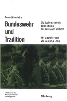 Abbildung von Abenheim | Bundeswehr und Tradition | 1989 | Die Suche nach dem gültigen Er... | 27