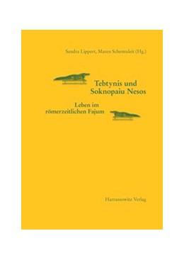 Abbildung von Lippert / Schentuleit | Tebtynis und Soknopaiu Nesos. Leben im römerzeitlichen Fajum | 2005 | Akten des Internationalen Symp...