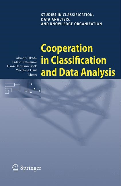 Cooperation in Classification and Data Analysis | Okada / Imaizumi / Bock / Gaul, 2009 | Buch (Cover)