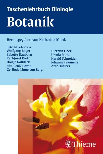 Botanik, 2008 | Buch (Cover)