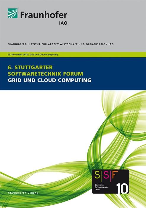 Abbildung von / Spath / Weisbecker / Falkner | Grid und Cloud Computing | 2010