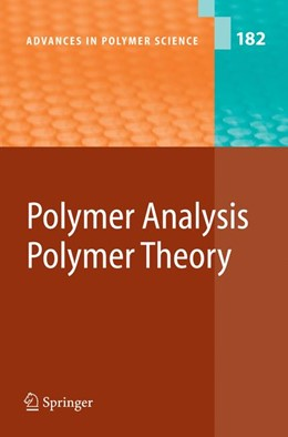 Abbildung von Abe / Kobayashi | Polymer Analysis/Polymer Theory | 1st Edition. Softcover version of original hardcover edition 2005 | 2010 | 182