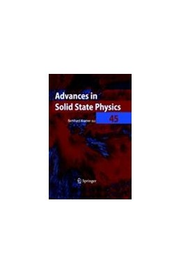 Abbildung von Kramer | Advances in Solid State Physics 45 | Softcover version of original hardcover edition 2006 | 2010 | 45