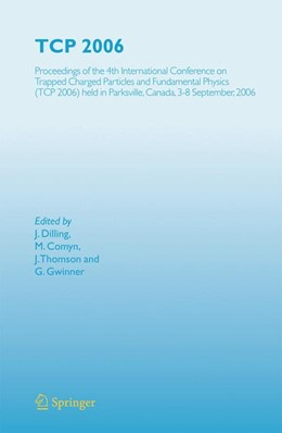 Abbildung von Dilling / Comyn / Thomson / Gwinner | TCP 2006 | 1st Edition. Softcover version of original hardcover edition 2007 | 2014 | Proceedings of the 4th Interna...
