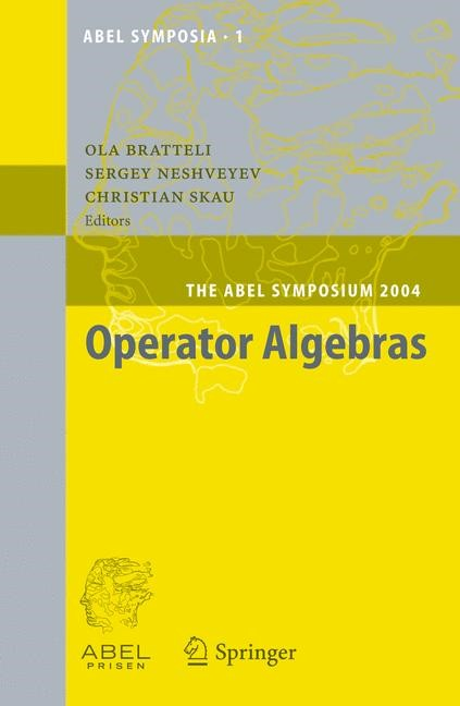 Operator Algebras | Bratteli / Neshveyev / Skau | 1st Edition. Softcover version of original hardcover edition 2006, 2010 | Buch (Cover)