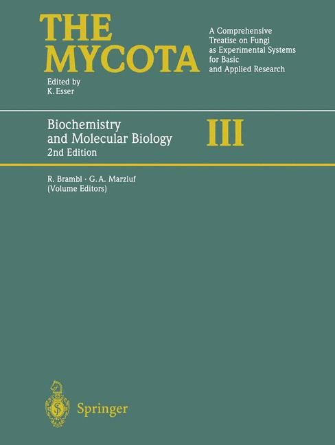 Biochemistry and Molecular Biology | Brambl / Marzluf | 2nd ed. Softcover version of original hardcover edition 2004, 2010 | Buch (Cover)