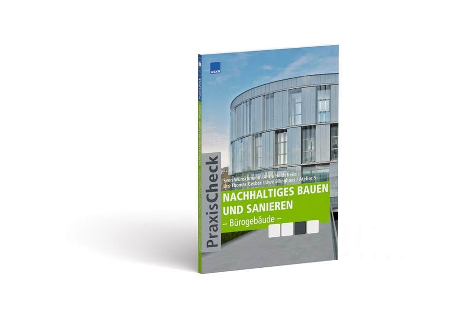09/10, Praxis-Check Architektur: Bürogebäude, 2010 | Buch (Cover)