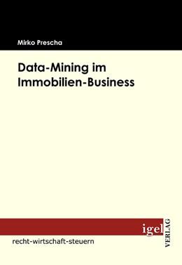 Abbildung von Prescha | Data-Mining im Immobilien-Business | 2009