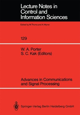 Abbildung von Porter / Kak | Advances in Communications and Signal Processing | 1989 | 129