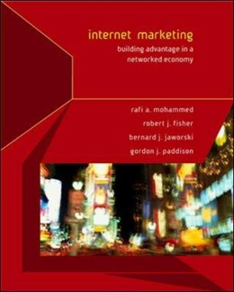 Abbildung von Mohammed / Fisher / Jaworski | Internet Marketing, 2/e, with e-Commerce PowerWeb | 2003
