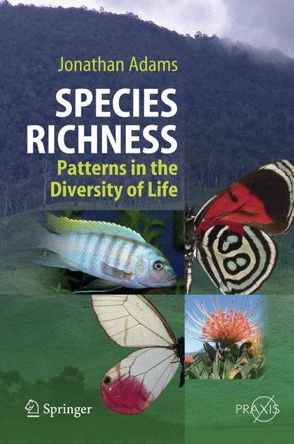Species Richness | Adams, 2009 | Buch (Cover)