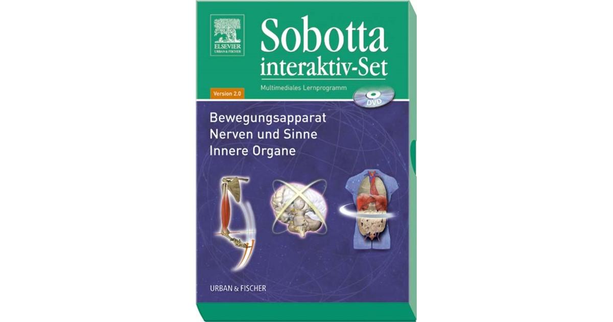 Sobotta interaktiv-Set DVD | Putz / Pabst, 2007 | beck-shop.de