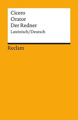 Abbildung von Merklin | Orator /Der Redner | 2004 | Lat. /Dt. | 18273