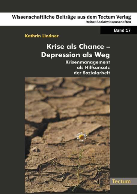 Krise als Chance – Depression als Weg   Lindner, 2009   Buch (Cover)