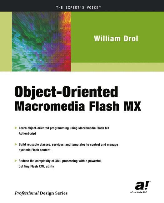 Object-Oriented Macromedia Flash MX | Drol | Softcover reprint of the original 1st ed., 2002 | Buch (Cover)