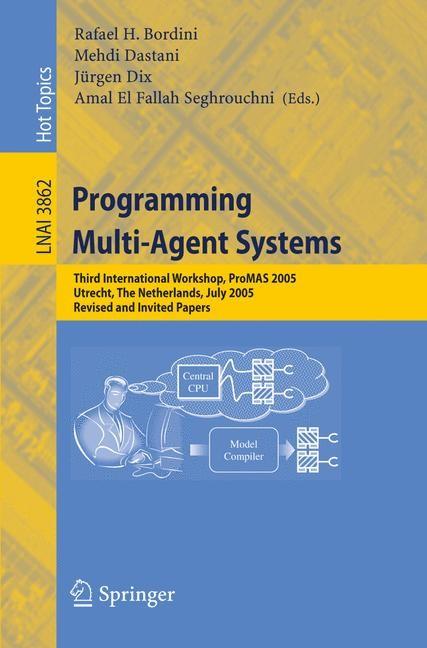 Programming Multi-Agent Systems | Bordini / Dastani / Seghrouchni, 2006 | Buch (Cover)