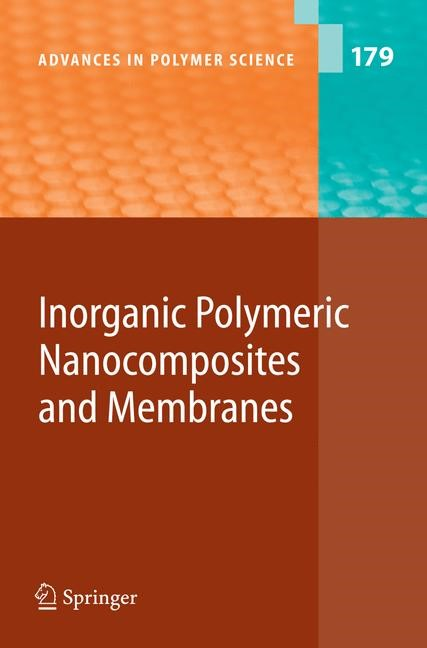 Abbildung von Abe / Kobayashi | Inorganic Polymeric Nanocomposites and Membranes | 1st Edition. Softcover version of original hardcover edition 2005 | 2010