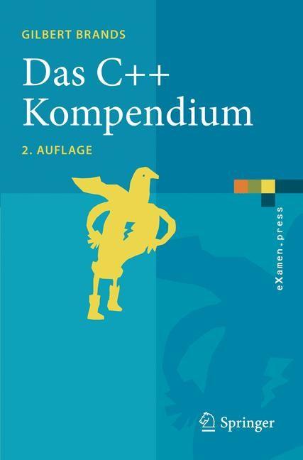 Das C++ Kompendium | Brands, 2010 | Buch (Cover)