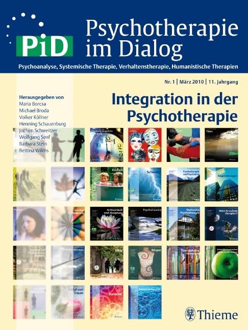 Abbildung von Borcsa / Broda / Köllner | Integration in der Psychotherapie | 2010
