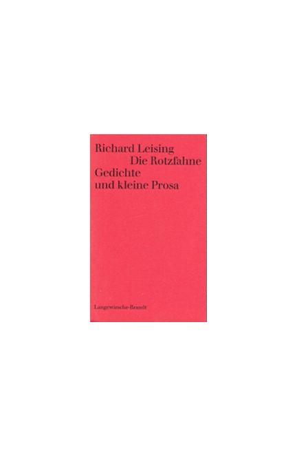Cover: Richard Leising, Die Rotzfahne