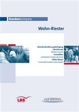 Kundenkompass Wohn-Riester | Dröge, 2009 (Cover)