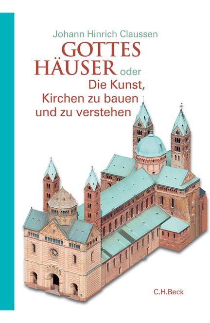 Cover: Johann Hinrich Claussen, Gottes Häuser