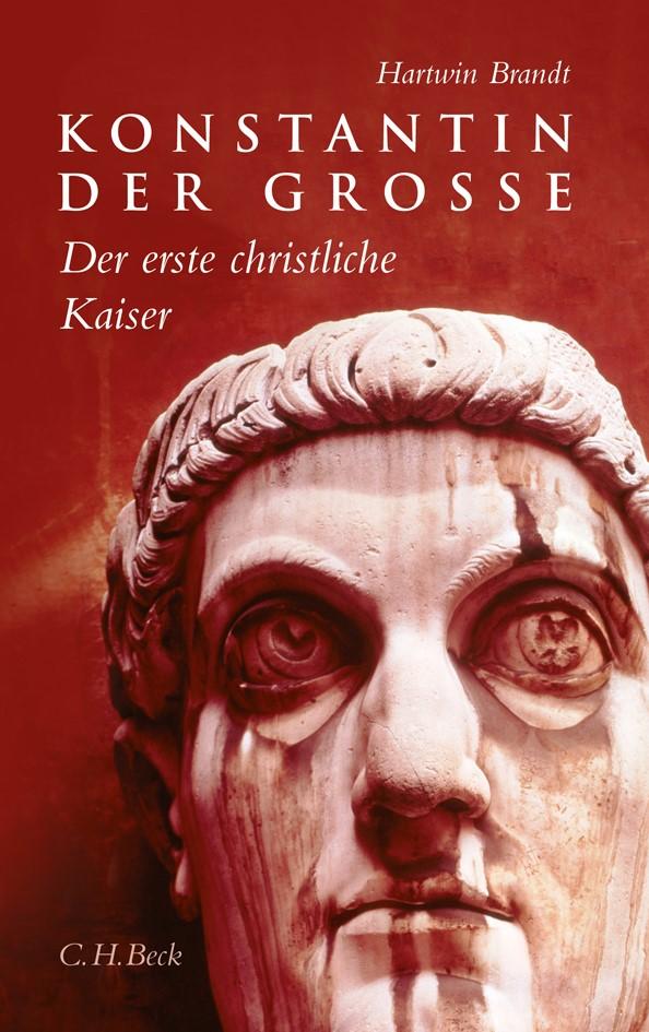 Konstantin der Grosse | Brandt, Hartwin | 3. Auflage | Buch (Cover)