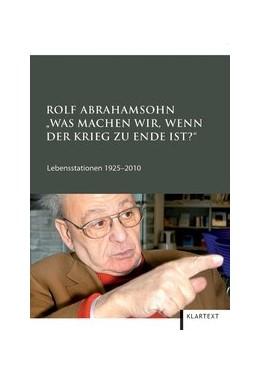 Abbildung von Abrahamsohn / | Rolf Abrahamsohn.