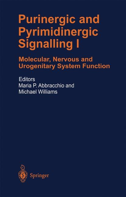 Purinergic and Pyrimidinergic Signalling | Abracchio / Williams | 1st Edition. Softcover version of original hardcover edition 2001, 2010 | Buch (Cover)