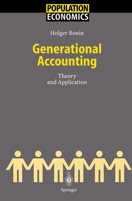 Generational Accounting | Bonin | 1st Edition. Softcover version of original hardcover edition 2001, 2010 | Buch (Cover)