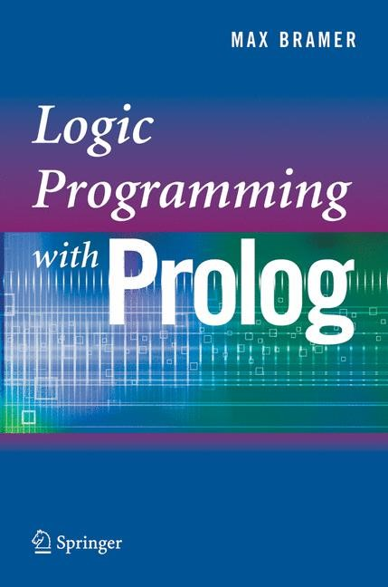 Logic Programming with Prolog | Bramer, 2005 | Buch (Cover)