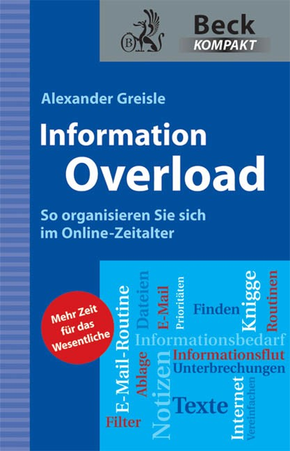 Information Overload | Greisle, 2010 | Buch (Cover)