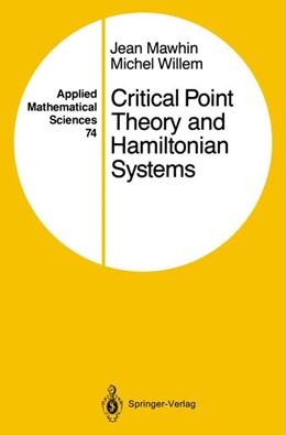 Abbildung von Mawhin | Critical Point Theory and Hamiltonian Systems | 1989 | 74