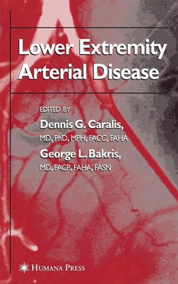 Abbildung von Caralis / Bakris | Lower Extremity Arterial Disease | 1st Edition. Softcover version of original hardcover edition 2005 | 2010