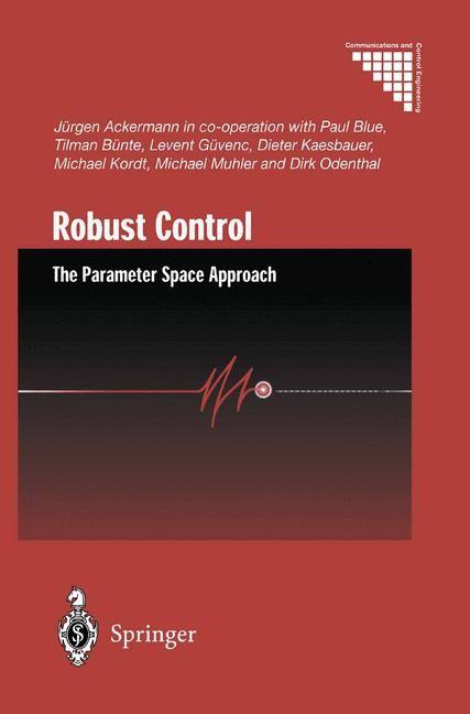Robust Control   Ackermann   2nd ed., 2002   Buch (Cover)