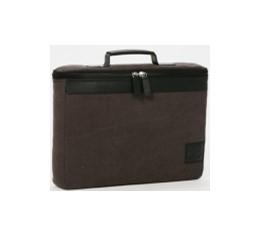Abbildung von Collection Professionell: Laptop-Tasche klein BB * • espresso-schwarz