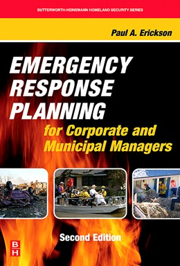 Abbildung von Erickson | Emergency Response Planning for Corporate and Municipal Managers | 2nd edition | 2006
