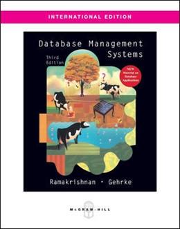 Abbildung von Ramakrishnan / Gehrke | Database Management Systems | 2002