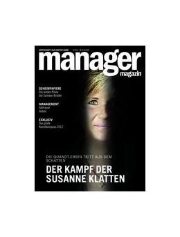 Abbildung von manager magazin | 2019 | Wirtschaft aus erster Hand