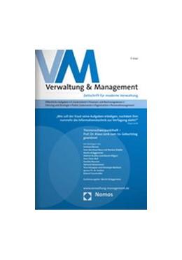 Abbildung von Verwaltung & Management • VM | 24. Auflage | 2020 | beck-shop.de
