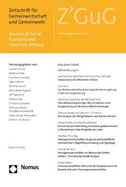 Abbildung von Zeitschrift für öffentliche und gemeinwirtschaftliche Unternehmen • ZögU | 43. Jahrgang | 2020 | Journal for Public and Nonprof...