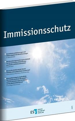 Abbildung von Immissionsschutz | 23. Auflage | 2021 | beck-shop.de