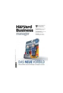 Abbildung von Harvard Business manager | 2019
