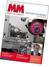MM - Maschinenmarkt | 124. Jahrgang (Cover)