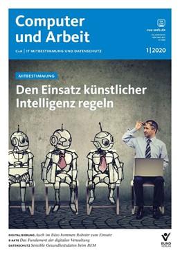 Abbildung von CuA • Computer und Arbeit | 27. Auflage | 2021 | beck-shop.de