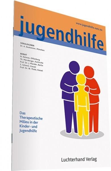 Jugendhilfe | 57. Jahrgang (Cover)