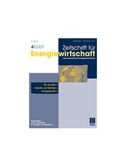 Abbildung von Schneider / von Weizsäcker (Hrsg.)   Zeitschrift für Energiewirtschaft (ZfE)   43. Jahrgang   2019