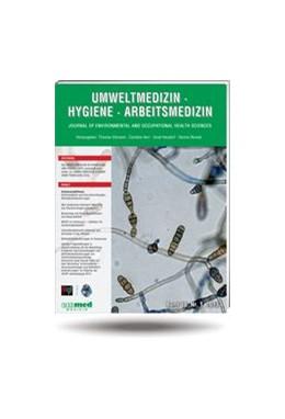 Abbildung von Umweltmedizin • Hygiene • Arbeitsmedizin | 25. Jahrgang | 2020 | Journal of Environmental ans O...